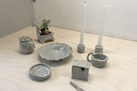 Hand Building Workshop - 3 Hours