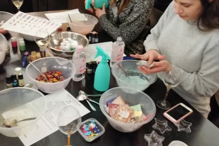 At Home Spa - Natural Skincare Workshop