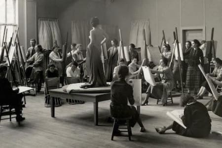 Life Drawing Classes in Sydenham