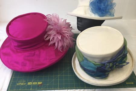 Sew an Occasion Hat in a Day