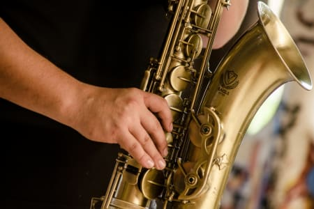 Intermediate Saxophone Lessons