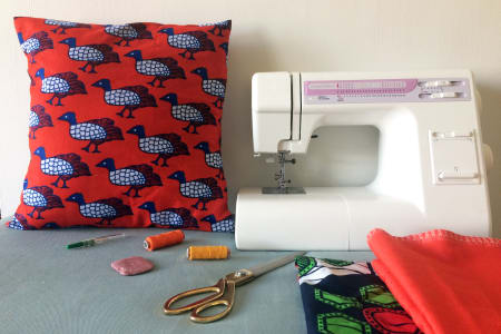 Beginners Sewing: Home & Accessories
