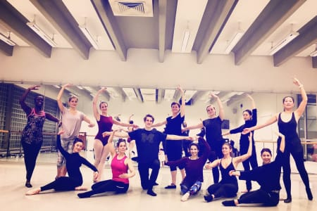 Improver and Intermediate Ballet - Learn a famous variation, class held at The Place, Central London