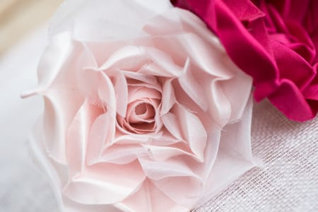 Silk Flower Making Workshop - 1 Day