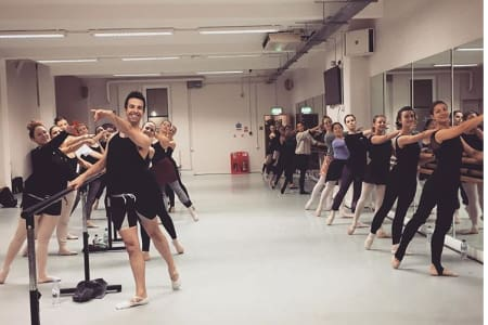 General Ballet Course for Adult Beginners