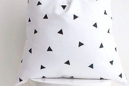 Make a cushion cover to your own specific measurements!