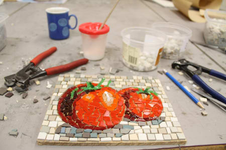 Introduction to Mosaics: Direct Method