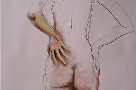 Intuitive Life Drawing at MasterPeace