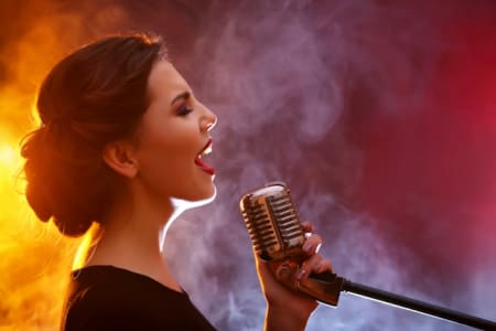 Intermediate Singing Lessons