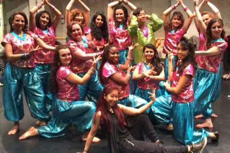 Bollywood Performance Company Course