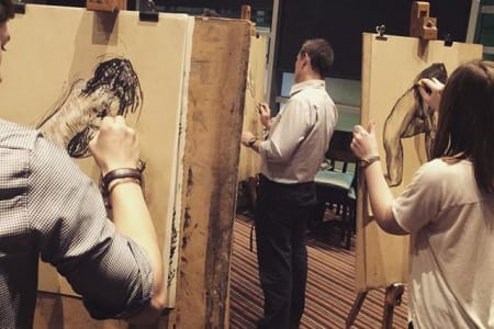 Drink and Draw - Life Drawing Class in Ladbroke Grove