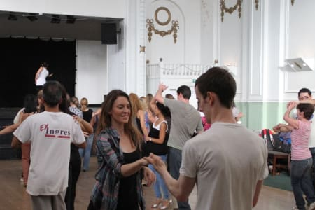 Beginners & Improvers Salsa Workshop