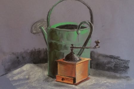 Introductory Art Course 1 (Intermediate): Taster Session