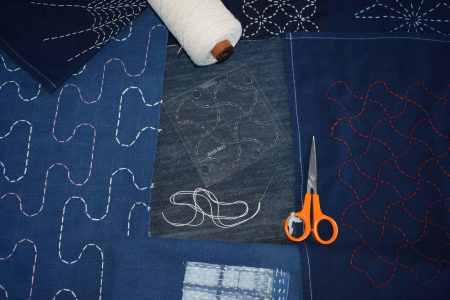 Sashiko Workshop with Rob Jones