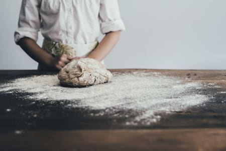 Bread Making Masterclass with a professional Italian Baker