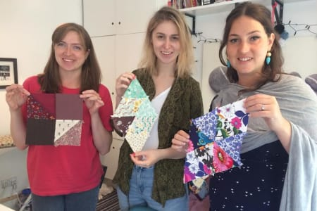Learn How To Patchwork