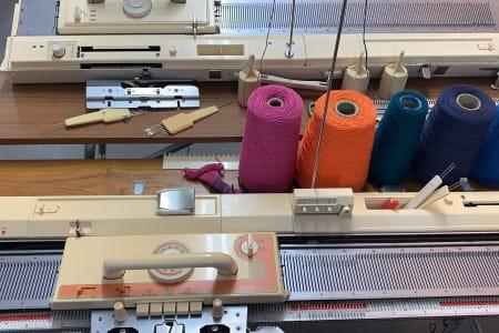 Knit by Machine - Advanced Level