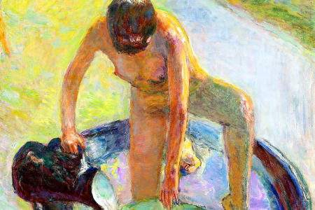 Colour & Pastels with the Life Model– Pierre Bonnard special!