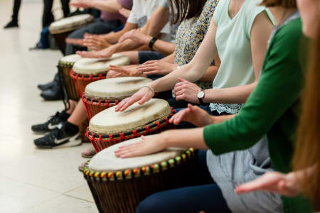African Drumming Workshop Experience