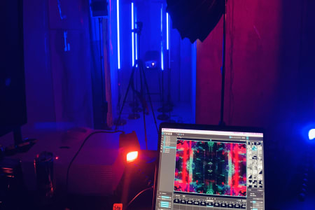 Immersive Experience, Lighting Design & Introduction to Projection Mapping