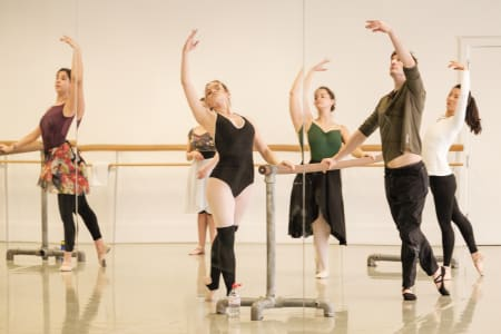 Beginners Ballet, Learn a variation from a famous ballet with London Ballet Classes