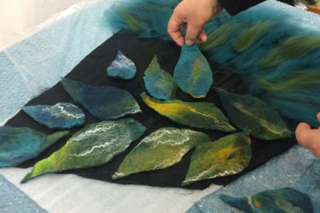Introduction to Wet-Felting