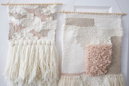 Beginners Tapestry Weaving for ALL LEVELS
