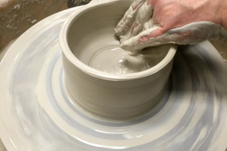 Pottery Workshops - 14 weeks