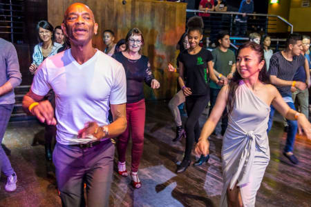Salsa Class for All Levels