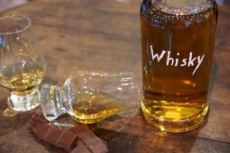 Whiskey Tasting for Burns Night