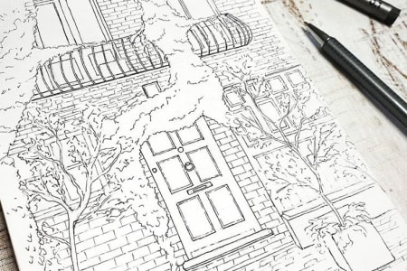 Learn to Draw Architecture - Drawing Workshop