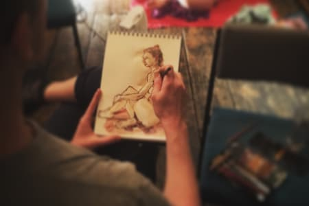 Life Drawing Evening Class - Clerkenwell