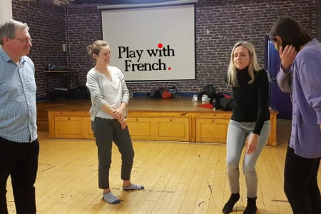 Learn French through Acting (for Adults!) - Taster class