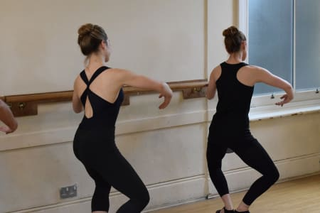 Intermediate Ballet Dance