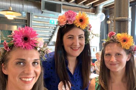 Flower Crown Workshop/Hen Party