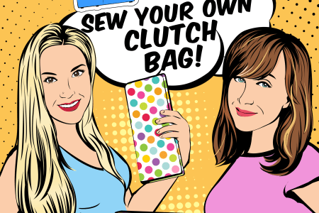 Sew Your Own Clutch Bag