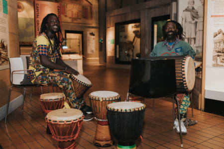 African Dance & Chant Workshop