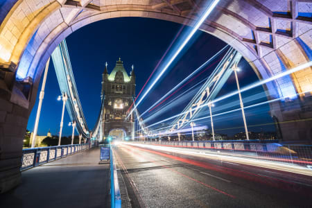 Shutter Speed Creativity: Tower Bridge, London