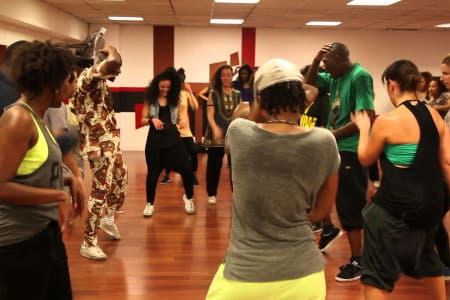 Beginner Afrobeat Dance Class for adults (limited spaces)