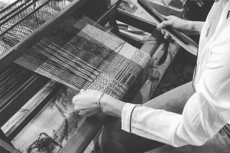 One-Day Weaving Taster Workshop