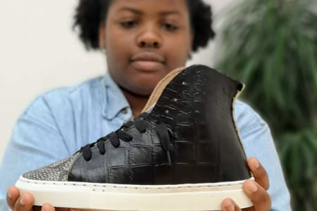 Make Your Own Sneakers