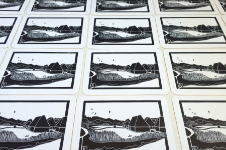 Linocut Printing One-Day Course