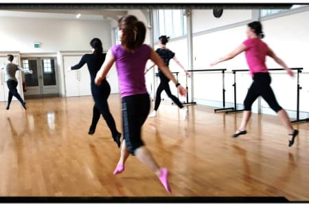 Adult Contemporary Dance Class - General Level