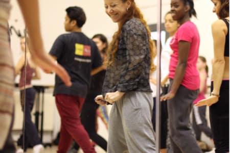 Commercial Street Hip-Hop Dance Class