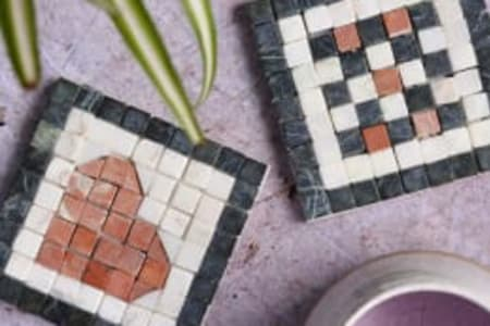 Modern Mosaic Workshop with Eva Jaber