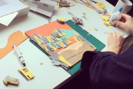 Begginner's Paper Cutting Class