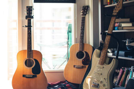 Group Guitar Lessons with GMS (Level 2)