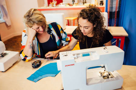 Learn to sew - Take Two