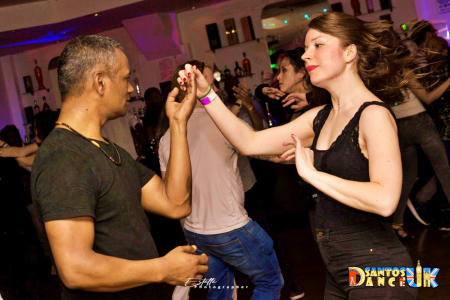 Salsa Classes for Improver/Intermediate Level