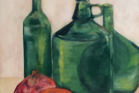 Intermediate Oil Painting Course